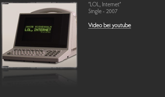 CD-Cover: LOL Internet